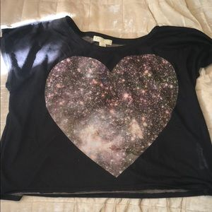 two forever 21 crop tops size medium
